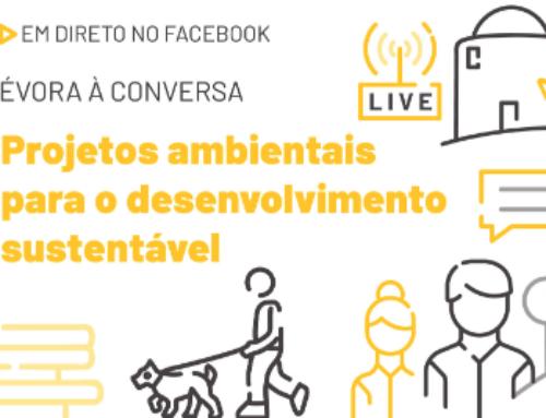 Projeto Além Risco, um projeto de futuro para o presidente do município de Évora