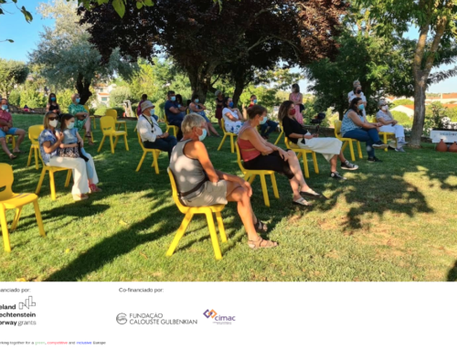 Projeto Além Risco é apresentado à comunidade do Alandroal