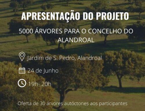 Apresentação do Projeto Além risco à comunidade – Alandroal (24/4/21)
