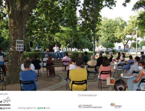 Projeto Além Risco é apresentado em Estremoz